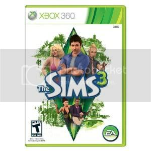 The Sims 3 for Nintendo DS, wii, PS3, xbox 360 released