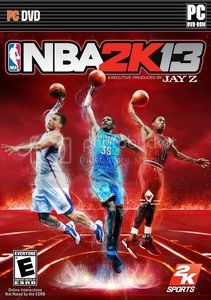 NBA 2K13 Released