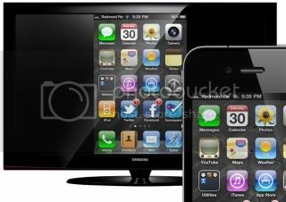 How To Enable HDMI Video Mirroring On iPhone 4, iPod touch 4G