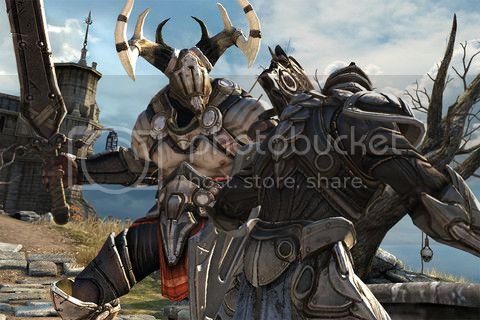 Infinity Blade for iPhone, iPad and iPod touch