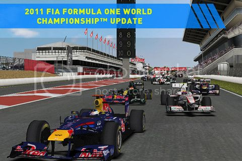 F1 2011 Version: 1.0.7 for iPhone, iPad and iPod touch