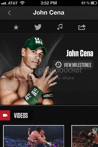 Official WWE App For iOS And Android