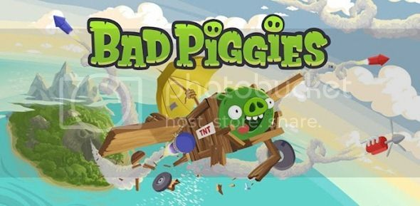 Bad Piggies Game For iOS, Android And Mac Now Available To Download