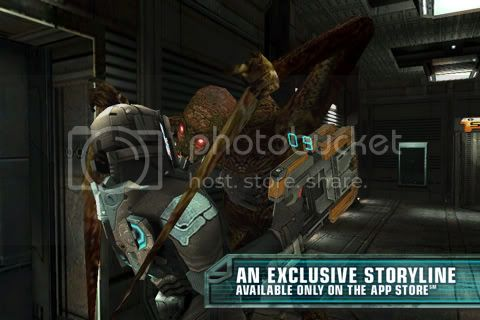 Dead Space released for iPhone and iPad