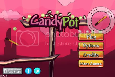 Candy Pot – A New And Addictive Puzzle Game For iPhone And iPod touch