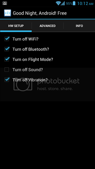 Good Night, Android! Make Your Android Device Automatically Turn Off Radios At Night