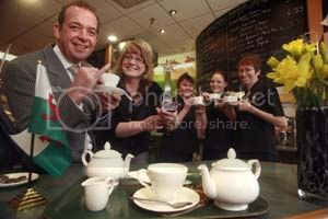 Coffee Culture, Llandudno, 2010 winners